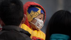 BJ air baby mask