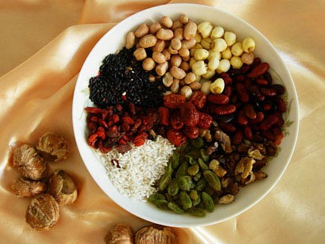 laba porridge ingredients 2