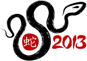 water snake year