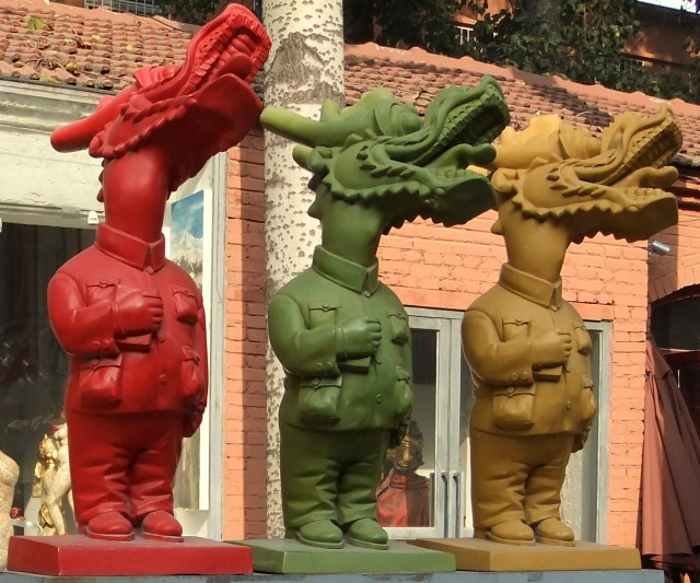 Communist dragons
