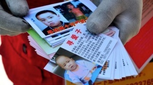 Missing children in China2