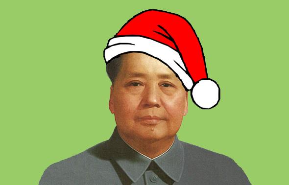 Chairman Santa