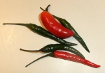 Chillis add heat