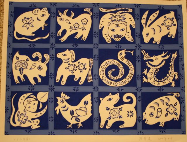 ChineseZodiacAnimals 2