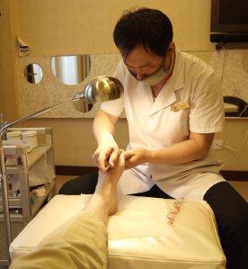 Foot hospital 5