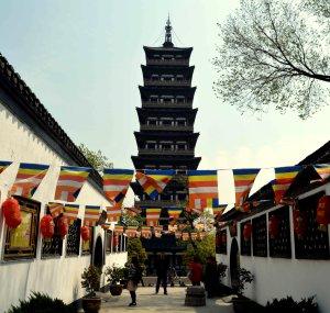 Daming Si Pagoda