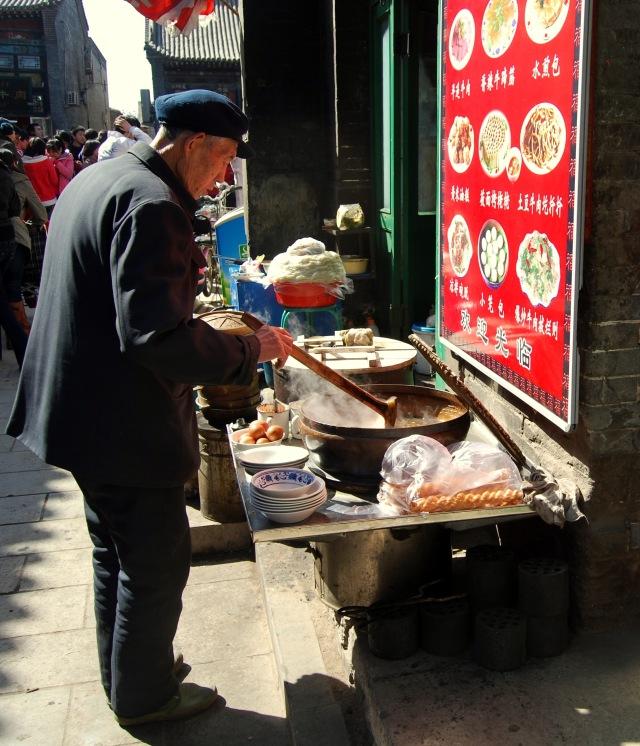 Street food Pingyao 1