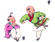 jianzi illustration 2