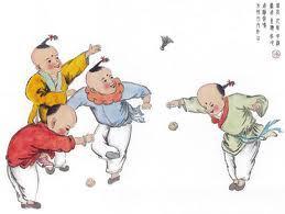 jianzi illustration