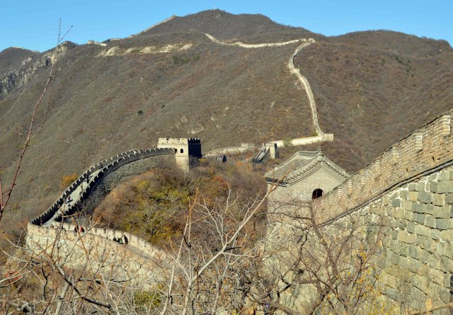 Great Wall in Autumn 1