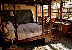 Mutianyu LPM bedroom