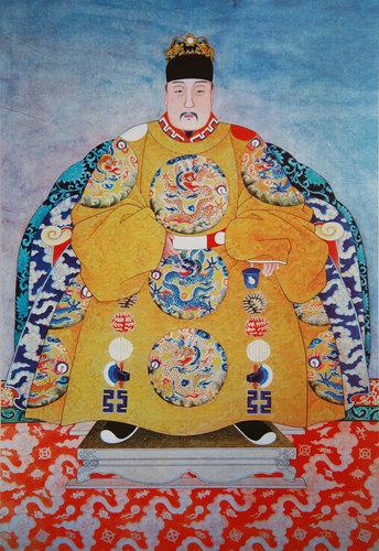 Emperor Wan Li