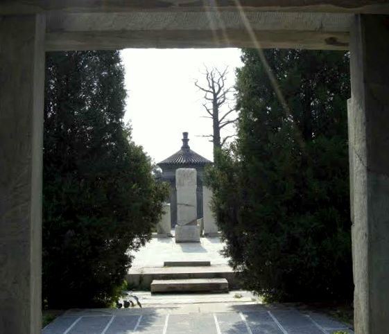 Tian Yi Mu 田义墓 – the Eunuchs' graveyard   JASMINE TEA