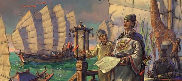 Zheng He 1